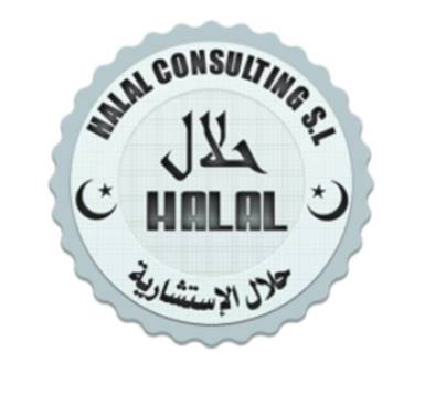 Halal Consulting website
