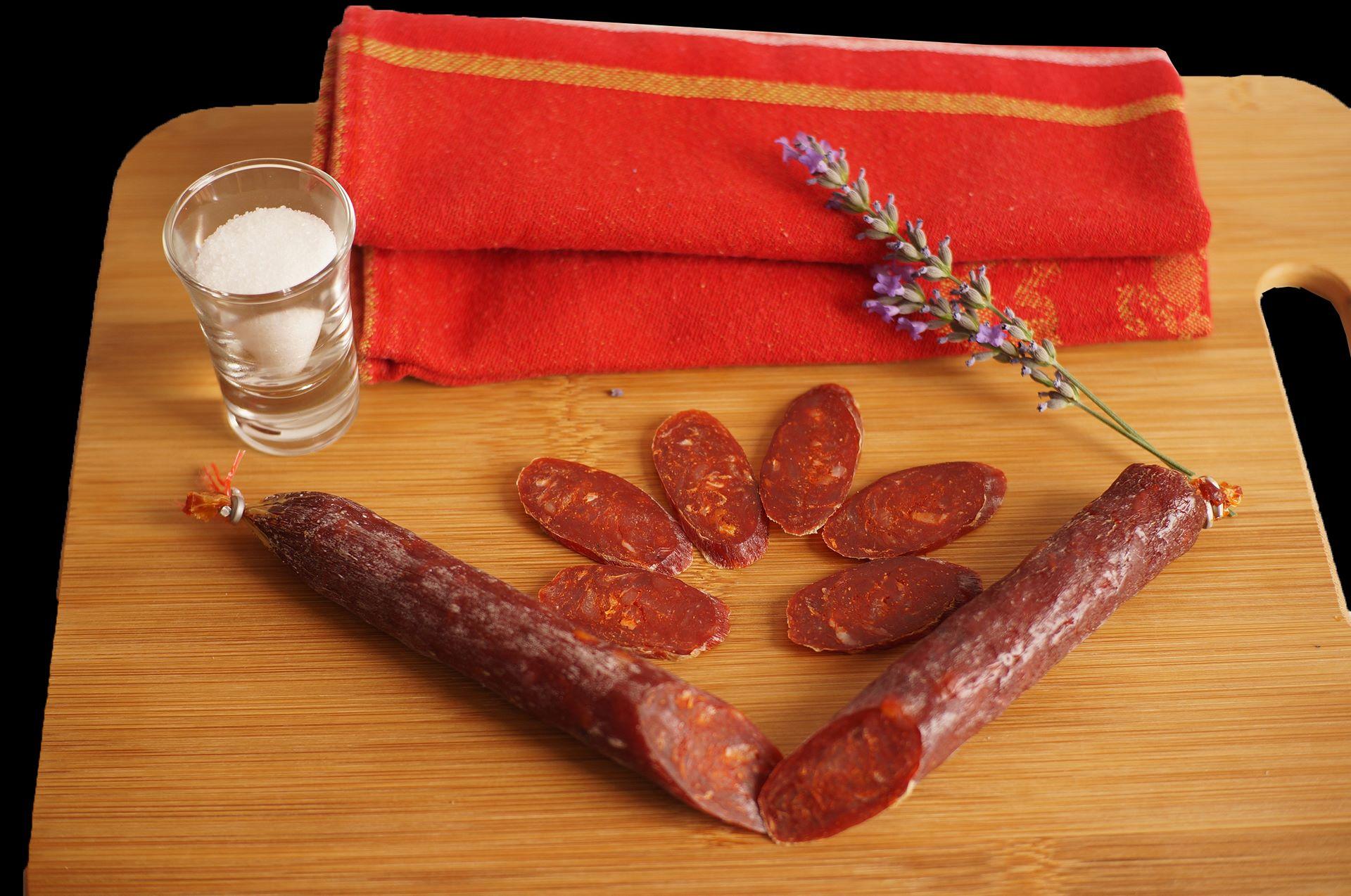 Chorizo de Oveja