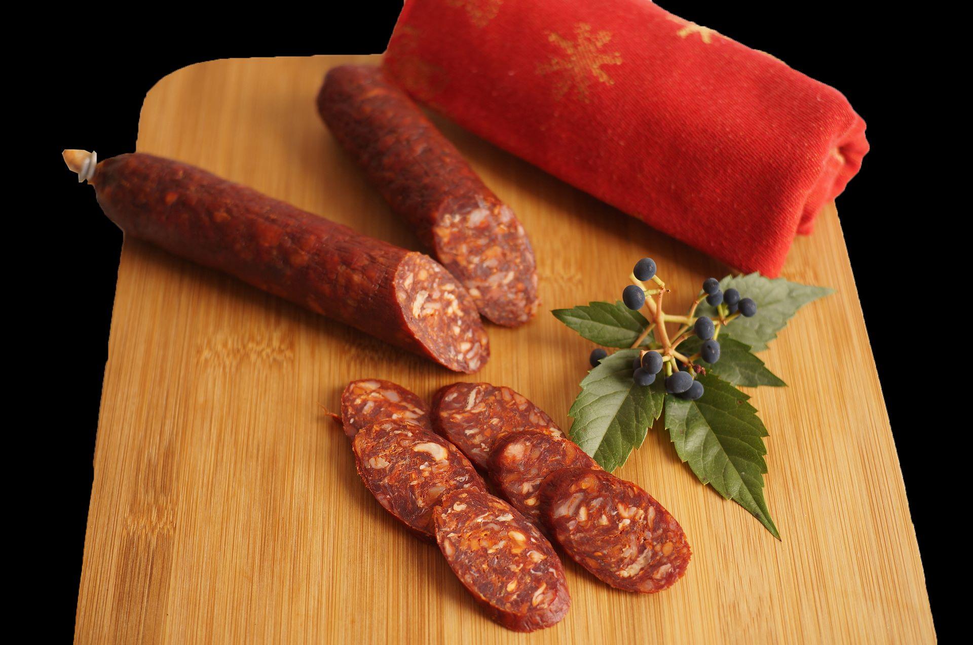 Chorizo de Ternera